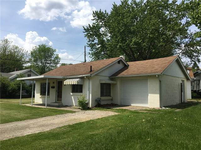110 W 37th Street, Anderson, IN 46013 (MLS #21786648) :: RE/MAX Legacy