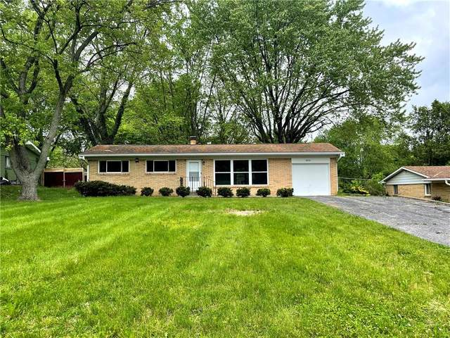 6934 W 15th Street, Indianapolis, IN 46214 (MLS #21786665) :: Mike Price Realty Team - RE/MAX Centerstone