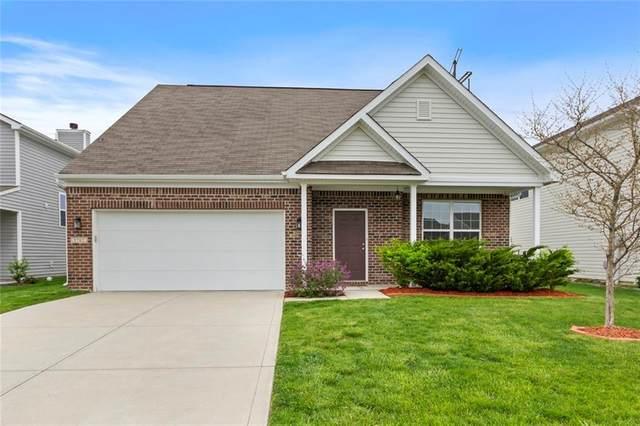 5782 Bluff View Lane, Whitestown, IN 46075 (MLS #21786668) :: Keller & Corbett Real Estate