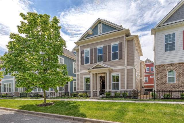 13213 E 131st Street, Fishers, IN 46037 (MLS #21786669) :: Keller & Corbett Real Estate