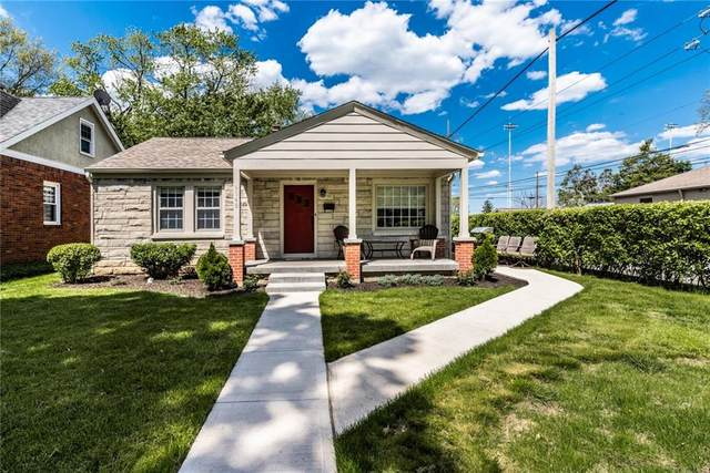 6048 Haverford Avenue, Indianapolis, IN 46220 (MLS #21786670) :: RE/MAX Legacy