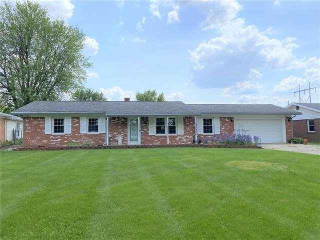 1725 E 45th Street, Anderson, IN 46013 (MLS #21786696) :: Ferris Property Group