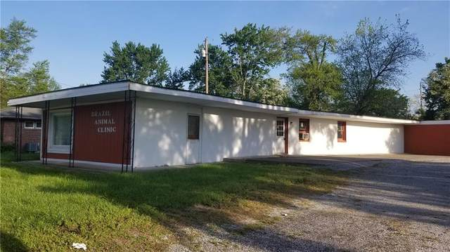 765 E Us Hwy 40, Brazil, IN 47834 (MLS #21786700) :: Anthony Robinson & AMR Real Estate Group LLC