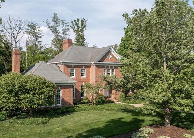 425 Breakwater Drive, Fishers, IN 46037 (MLS #21786706) :: Keller & Corbett Real Estate