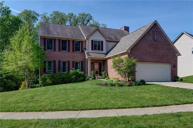 9185 Stratton Court, Fishers, IN 46037 (MLS #21786710) :: Ferris Property Group