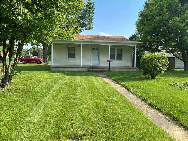 2253 E Gimber Street, Indianapolis, IN 46203 (MLS #21786727) :: AR/haus Group Realty