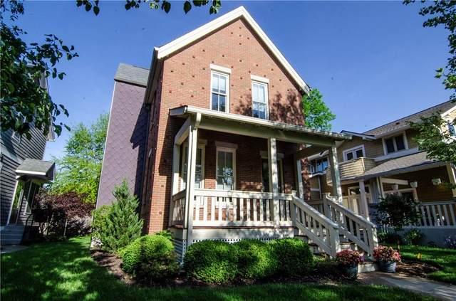 1558 Carrollton Avenue, Indianapolis, IN 46202 (MLS #21786731) :: Ferris Property Group