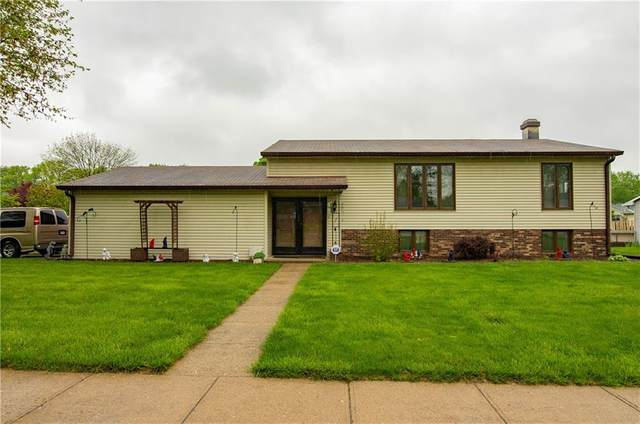 8640 Stonewall Drive, Indianapolis, IN 46231 (MLS #21786739) :: Ferris Property Group