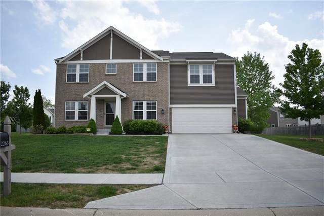 2263 Autumn Faith Way, Avon, IN 46123 (MLS #21786750) :: Mike Price Realty Team - RE/MAX Centerstone