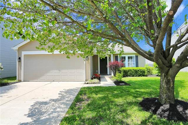 2186 Olympia Drive, Franklin, IN 46131 (MLS #21786760) :: Ferris Property Group