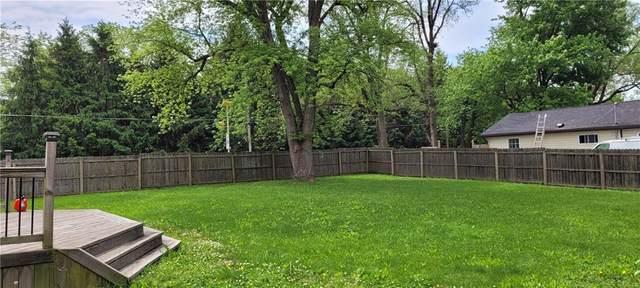 3440 W Mooresville Road, Indianapolis, IN 46221 (MLS #21786767) :: Keller & Corbett Real Estate