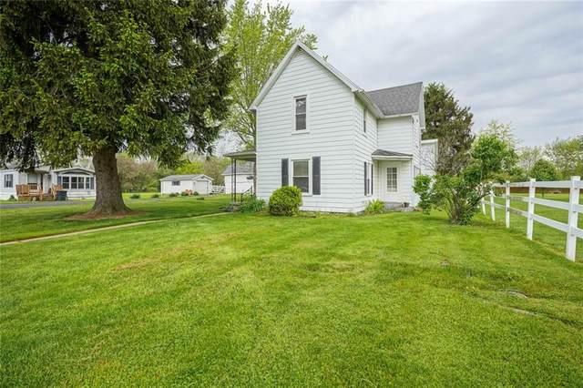 508 S 31st Street, Elwood, IN 46036 (MLS #21786771) :: Heard Real Estate Team | eXp Realty, LLC