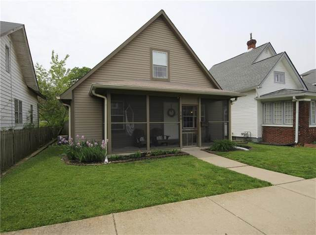140 S Butler Avenue, Indianapolis, IN 46219 (MLS #21786775) :: Mike Price Realty Team - RE/MAX Centerstone