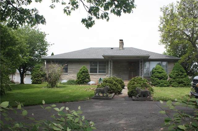 2550 55th Place, Indianapolis, IN 46220 (MLS #21786779) :: Mike Price Realty Team - RE/MAX Centerstone