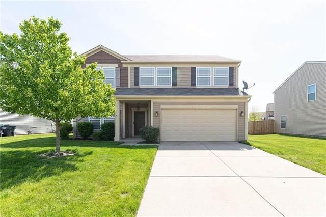 3237 Underwood Drive, Whiteland, IN 46184 (MLS #21786798) :: Keller & Corbett Real Estate