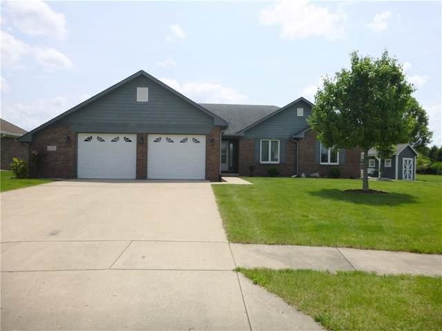 6771 Anna Court, Plainfield, IN 46168 (MLS #21786813) :: RE/MAX Legacy