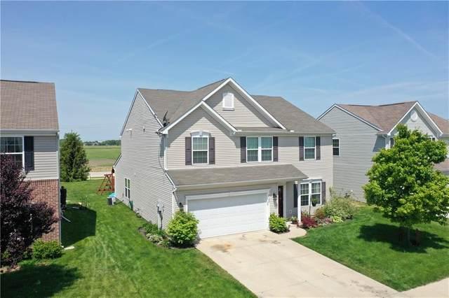 3160 Underwood Drive, Whiteland, IN 46184 (MLS #21786821) :: Keller & Corbett Real Estate