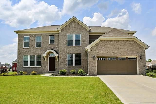 2304 Silver Rose Drive, Avon, IN 46123 (MLS #21786824) :: Ferris Property Group