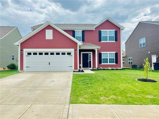 841 Coralberry Lane, Greenwood, IN 46143 (MLS #21786829) :: RE/MAX Legacy