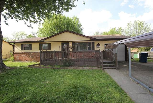5332 Norcroft Drive, Indianapolis, IN 46221 (MLS #21786846) :: Heard Real Estate Team | eXp Realty, LLC