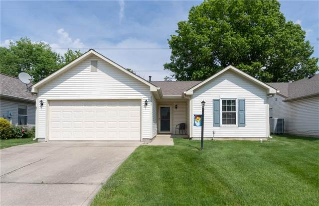2249 Rolling Oak Drive, Indianapolis, IN 46214 (MLS #21786878) :: Mike Price Realty Team - RE/MAX Centerstone