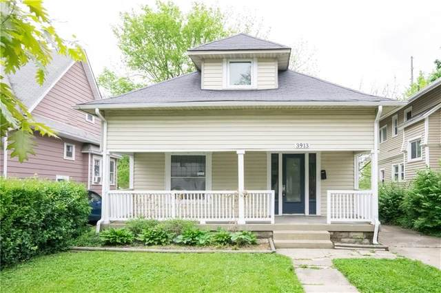 3913 Graceland Avenue, Indianapolis, IN 46208 (MLS #21786940) :: Mike Price Realty Team - RE/MAX Centerstone