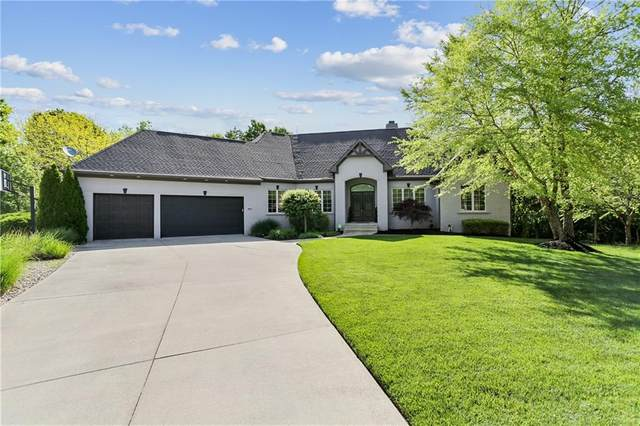 8604 Woodreed Court, Indianapolis, IN 46278 (MLS #21786958) :: Dean Wagner Realtors
