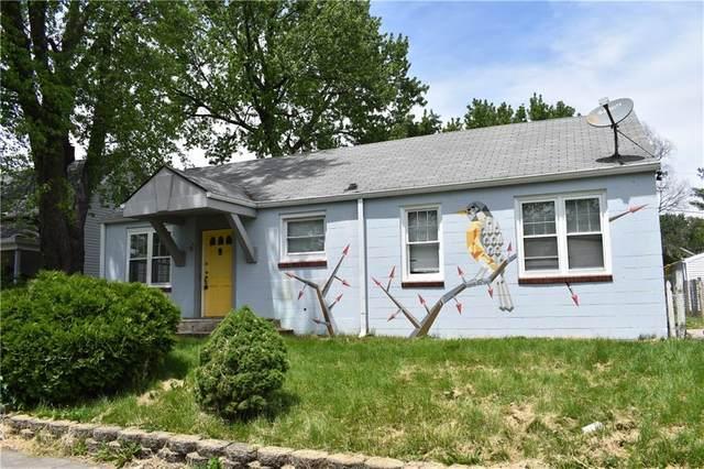 1136 Cruft Street, Indianapolis, IN 46203 (MLS #21786970) :: Keller & Corbett Real Estate