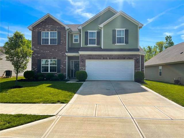 7225 Bent Timber Court, Indianapolis, IN 46268 (MLS #21786981) :: Dean Wagner Realtors