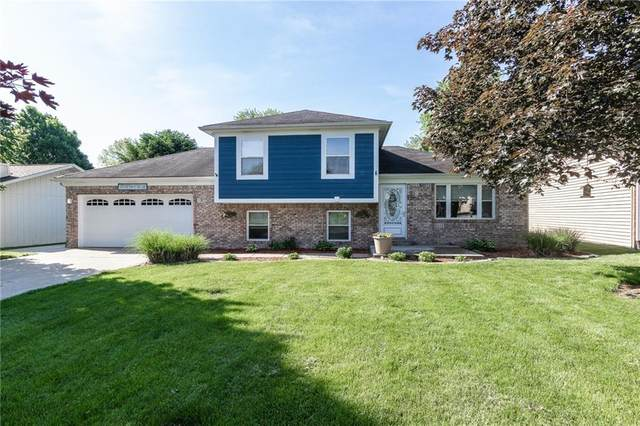 1289 Bayswater Lane, Cicero, IN 46034 (MLS #21786982) :: Mike Price Realty Team - RE/MAX Centerstone