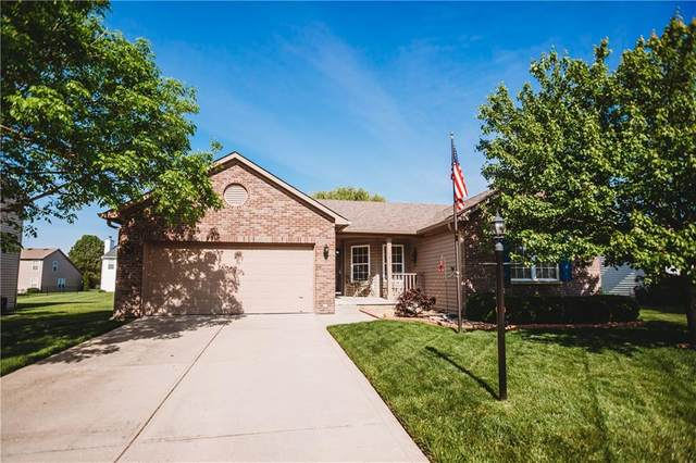 7812 Whitaker Valley Boulevard, Indianapolis, IN 46237 (MLS #21786983) :: Mike Price Realty Team - RE/MAX Centerstone