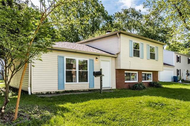 3459 Seine Court, Indianapolis, IN 46226 (MLS #21786987) :: Keller & Corbett Real Estate