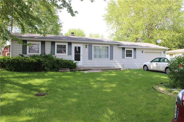 204 Center Drive, New Market, IN 47965 (MLS #21786990) :: Mike Price Realty Team - RE/MAX Centerstone