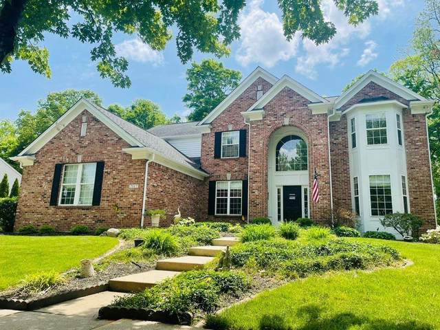 7517 Prairie View Drive, Indianapolis, IN 46256 (MLS #21786993) :: Heard Real Estate Team | eXp Realty, LLC