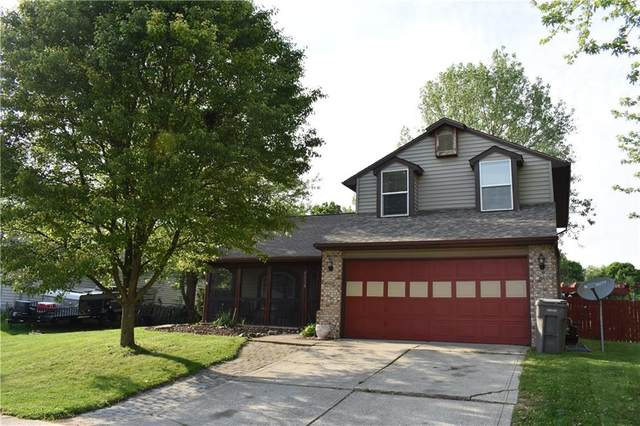 4534 Stone Mill Drive, Indianapolis, IN 46237 (MLS #21786996) :: Mike Price Realty Team - RE/MAX Centerstone