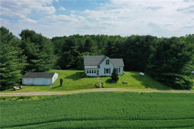 5110 S Lick Creek Road, Morgantown, IN 46160 (MLS #21787047) :: Mike Price Realty Team - RE/MAX Centerstone