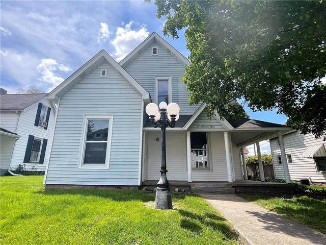203 Woodlawn Place, Crawfordsville, IN 47933 (MLS #21787062) :: Mike Price Realty Team - RE/MAX Centerstone