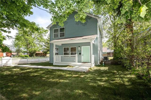 5645 E 16th Street, Indianapolis, IN 46219 (MLS #21787066) :: Anthony Robinson & AMR Real Estate Group LLC