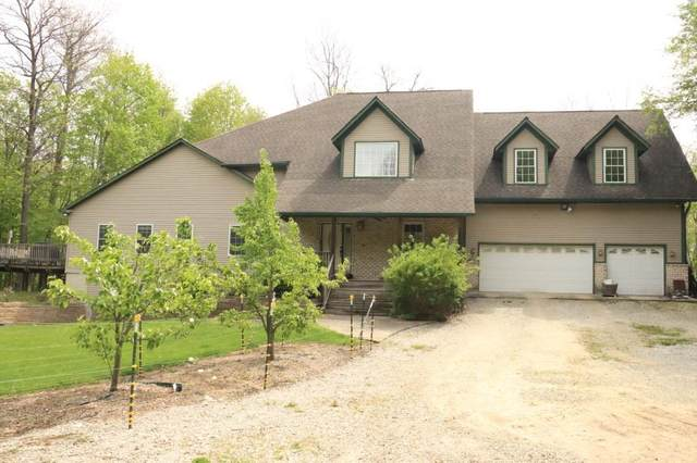 3444 S 450 E, Whitestown, IN 46075 (MLS #21787068) :: Mike Price Realty Team - RE/MAX Centerstone
