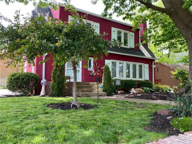517 Powell Place, Indianapolis, IN 46205 (MLS #21787074) :: Heard Real Estate Team | eXp Realty, LLC
