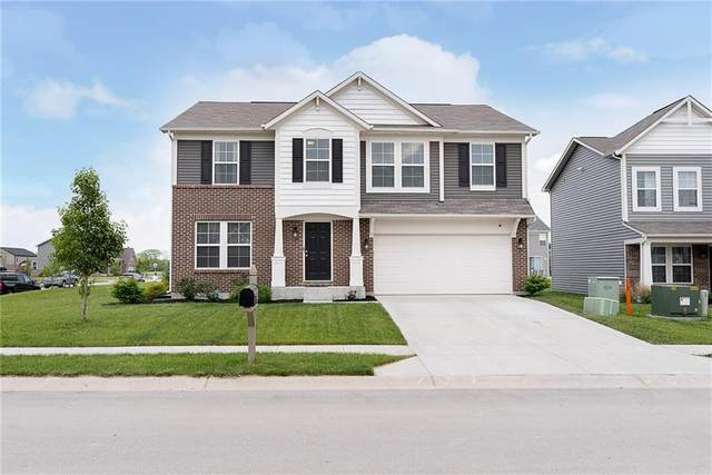 4329 Blue Note Drive, Indianapolis, IN 46239 (MLS #21787084) :: Heard Real Estate Team | eXp Realty, LLC