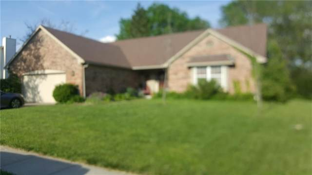 7905 Daylily Drive, Indianapolis, IN 46237 (MLS #21787097) :: Mike Price Realty Team - RE/MAX Centerstone