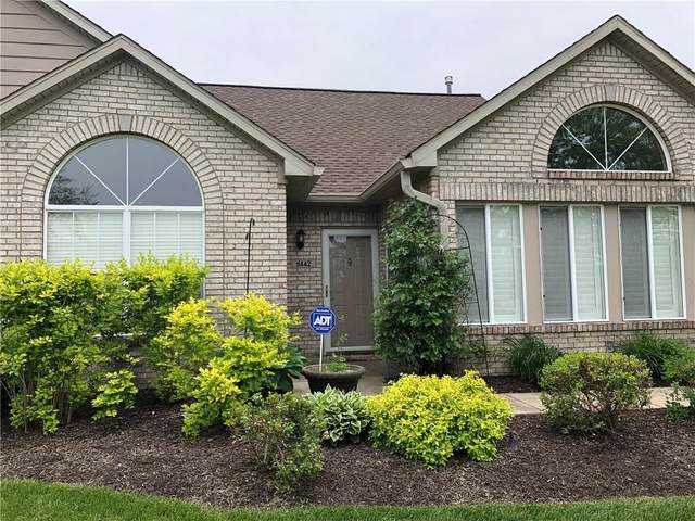 11442 Winding Wood Drive, Indianapolis, IN 46235 (MLS #21787100) :: RE/MAX Legacy