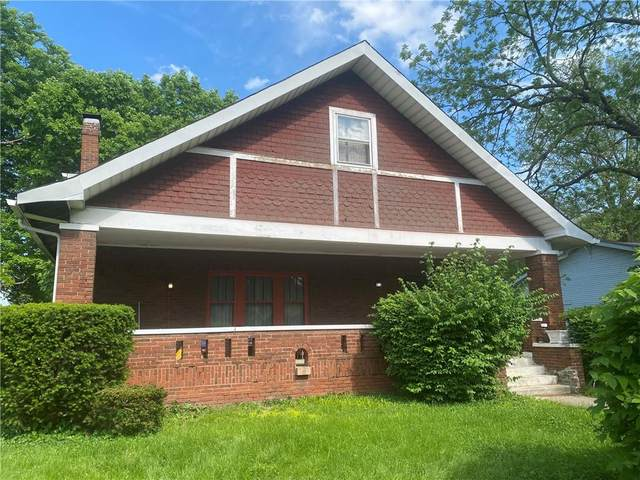 3949 Rookwood Avenue, Indianapolis, IN 46208 (MLS #21787132) :: Mike Price Realty Team - RE/MAX Centerstone