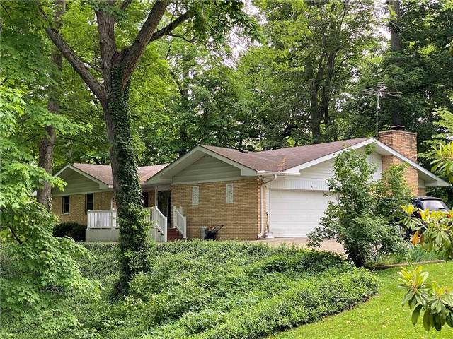426 Tulip Drive, Mooresville, IN 46158 (MLS #21787152) :: Mike Price Realty Team - RE/MAX Centerstone