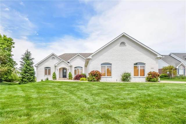 4582 Hickory Grove Boulevard, Greenwood, IN 46143 (MLS #21787156) :: RE/MAX Legacy