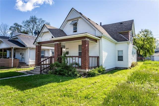 1833 S Orleans Street, Indianapolis, IN 46203 (MLS #21787166) :: The Indy Property Source
