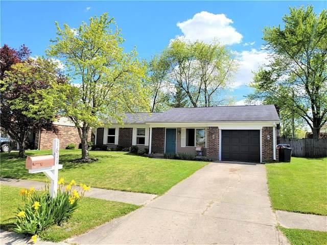 1611 Beckett Drive, Shelbyville, IN 46176 (MLS #21787169) :: Heard Real Estate Team | eXp Realty, LLC