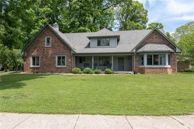 1130 Timber Grove Place, Beech Grove, IN 46107 (MLS #21787192) :: Ferris Property Group
