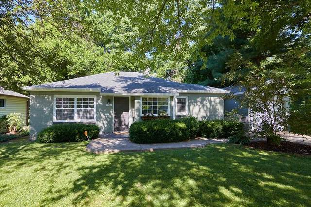 5524 Haverford Avenue, Indianapolis, IN 46220 (MLS #21787194) :: Anthony Robinson & AMR Real Estate Group LLC